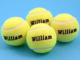 Tennis ballar