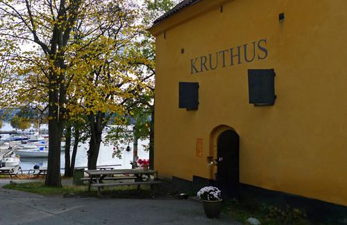 Kafé Kruthuset