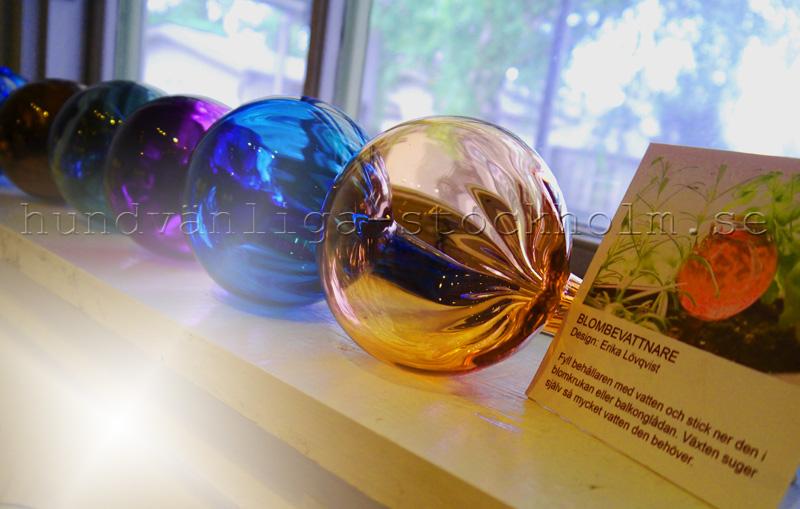 Åtta Glas Glashytta & Butik