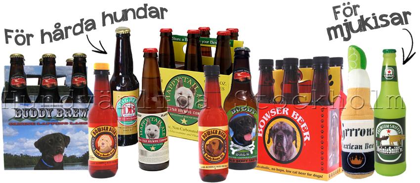 Hund öl