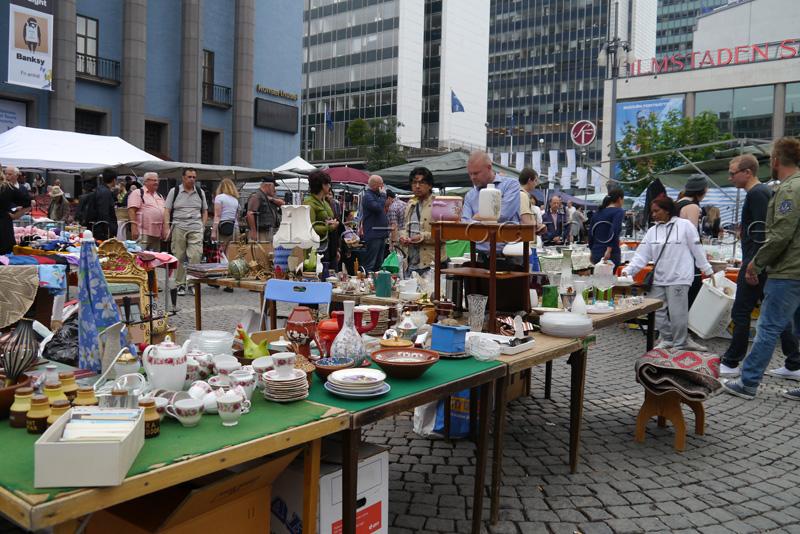 Hötorget marknad