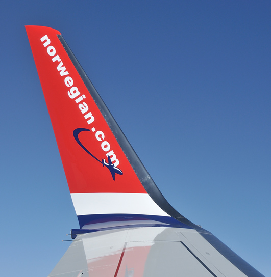 Norwegian Winglet