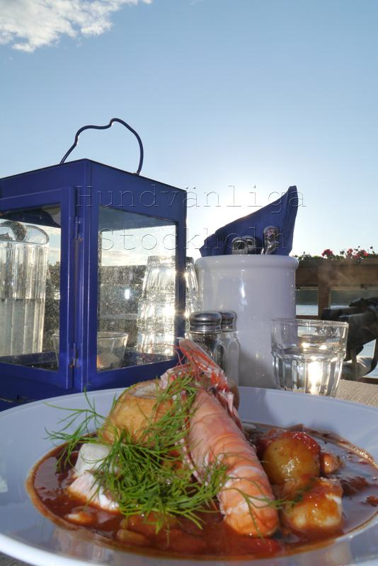 Ängholmens fisk & skaldjurs gryta