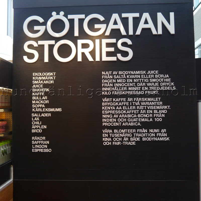 Götgatan Stories