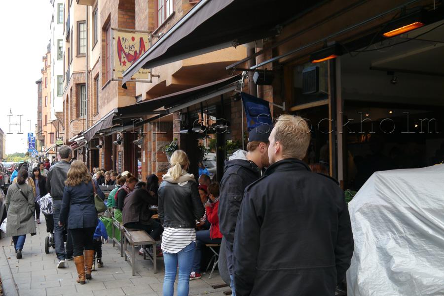 Mellqvist caffe bar