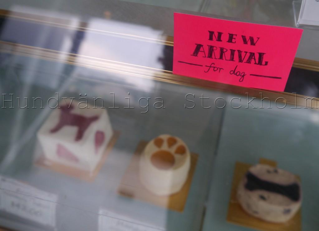 Tårtor för hundar