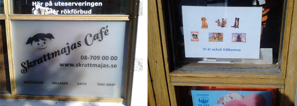 Skrattmajas Cafe