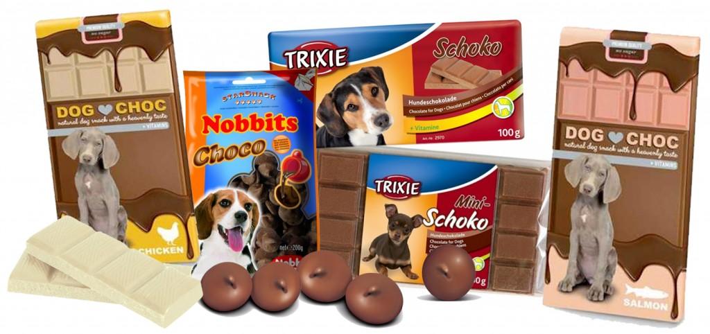 hund-choklad